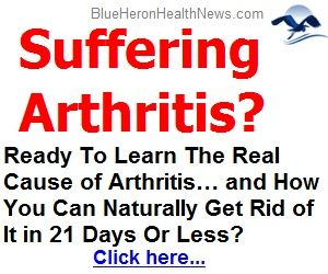 Beat Arthritis Naturally